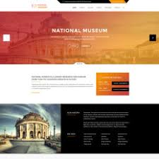 premium art gallery wordpress themes templatemonster