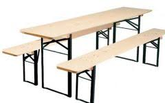 Folding Table And Bench Set Folding Table Category Facil Furniture