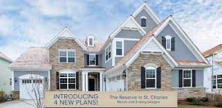 2 Story Homes by Meritus Homes Luxury New Homes
