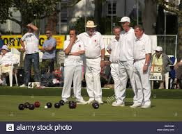 action from the 2008 national bowls tournament at beach house park