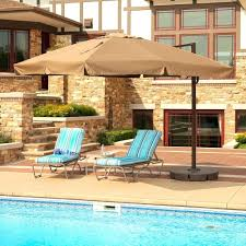 Red Rectangular Patio Umbrella Patio Ideas Oversized Porch Umbrellas Best Oversized Patio