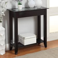 console tables under 14 inches deep on hayneedle narrow console