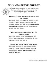 nico the ninja saving energy