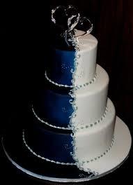 Royal Blue Wedding Royal Blue Square Wedding Cakes Decorating Of Party