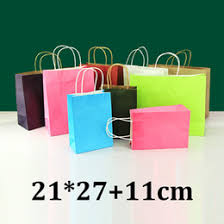 discount colored paper gift bags 2017 colored paper gift bags on