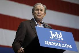George W Bush Birth Donald Trump Makes Me Miss George W Bush Chicago Tribune