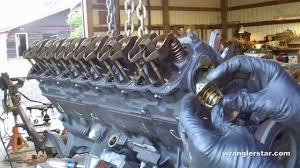 1998 jeep engine for sale how to rebuild a jeep engine part 1