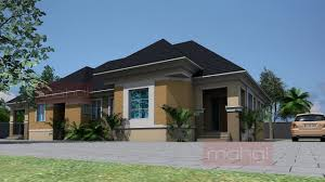bedroom house plans 4 bedroom bungalow house plans nigerian design
