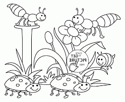 drawing images of nature for kids drawing of sketch