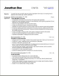 Sales Sample Resume by Vp Sales Example Resume U3 Business Skills Pinterest