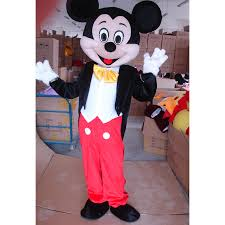 Mickey Mouse Costume Halloween Buy Wholesale Mickey Mouse Mascot Costume China Mickey