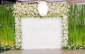 wedding backdrop background wedding backdrop stock image image of celebration nature 55211963