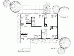 eplans ranch house plan china collector 864 square feet and 3