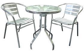 Aluminium Patio Table Aluminium Patio Furniture Image For Garden Furniture Aluminium