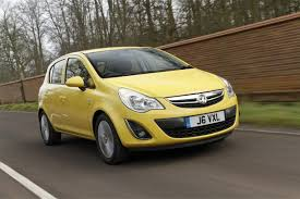 vauxhall yellow vauxhall corsa d 2006 car review honest john