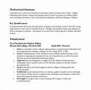 resume samples professional summary gallery of sample professional summary resume 8 examples in pdf