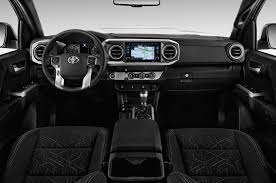 toyota sport utility vehicles 2017 toyota tacoma reviews and rating motor trend