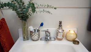 bathroom decor ideas decorating for a small in an apartment loversiq