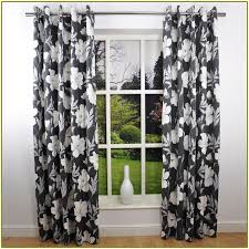 Black And White Thermal Curtains Navy Trellis Thermal Curtains Vintage Patterned Curtains Here