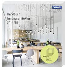 innen architektur bdia handbuch innenarchitektur 2014 15