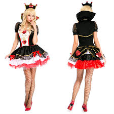 Queen Halloween Costumes Adults Buy Wholesale Poker Halloween Costume China Poker
