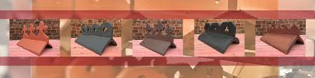 decorative ridge tiles chester le county durham