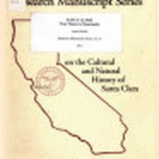Mission Santa Clara De Asis Floor Plan by Calisphere Santa Clara From Mission To Muncipality