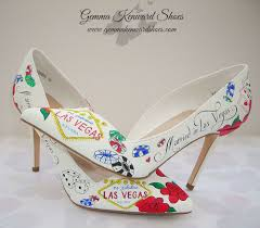 wedding shoes las vegas viva las vegas shoes