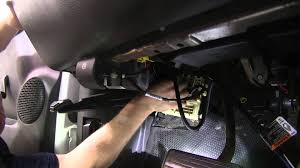 installation of a trailer brake controller on a 2004 chevrolet
