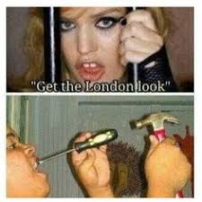 Get The Rimmel Look Meme - 27 daily funny pictures with captions memes to make you laugh
