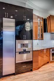Kitchen Design Dallas New Haven Door Vista Arabica Wood Print Elmwood Cabinetry With