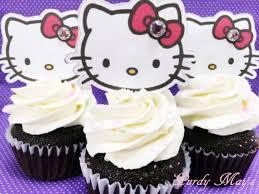 hello cupcake toppers hello cupcake toppers hello cupcake picks hello