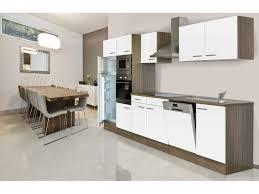 B Oausstattung Respekta Küchenzeile 340 370 Cm Eiche York Dekor Mit Modernen