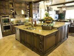two level kitchen island kitchen island with sink large two level kitchen island with sink
