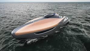 sieu xe lexus lf lc lexus lần đầu u201cra khơi u201d với sport yacht concept