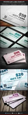 gift card companies 163 best voucher template design images on loyalty
