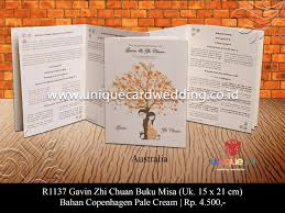 template undangan keren home unique card wedding invitation