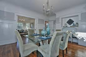 Dining Rooms With Wainscoting Dining Room With Chandelier U0026 Wainscoting In Berkeley Ca Zillow