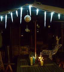 Patio Umbrella Led Lights by Outdoor Led Patio Lights Patio Lights To Beautify Your Outdoor