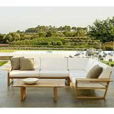 Outdoor Sectional Sofa Modern Outdoor Sectional Crimson Waterpolo