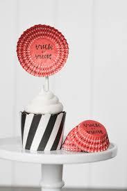 halloween cupcake toppers eighteen25
