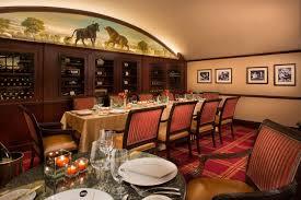 waldorf astoria new york thanksgiving dinner bull and bear prime steakhouse