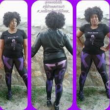 purple ribbons purple ribbons tights brick built