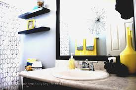 inspirational black white and yellow bathroom theme bathroom ideas