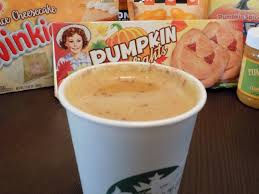 Pumpkin Spice Frappuccino Bottle by To Eat Or Not To Eat All That Pumpkin Stuff Geek Pen Pals