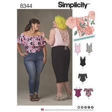 Plus Size Bodysuit Blouse Plus Sizes