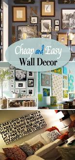 Best Budget And Dirt Cheap Decorating Images On Pinterest - Simple and cheap home decor ideas