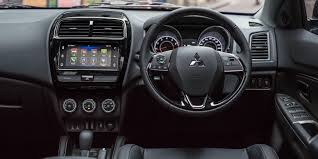 mitsubishi asx 2017 interior mitsubishi asx u2013 compact small suv built for the city