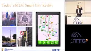 Smarter Technologies M2m In Smart Grids U0026 Smart Cities Technologies Standards