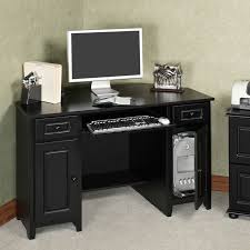 Small Black Corner Computer Desk Best 20 Black Corner Desk Ideas On Pinterest Corner Vanity For
